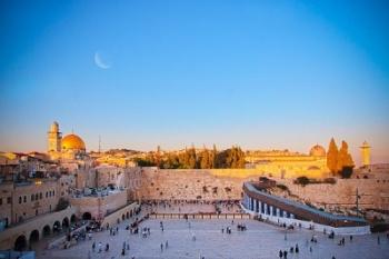 Основные святыни Иерусалима_