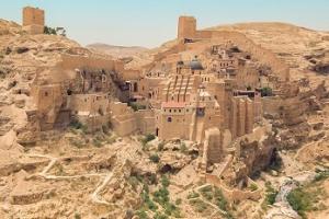 Православный Иерусалим, Вифлеем и монастыри Пустыни Тени Святого Града