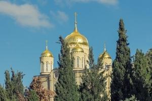 Православный Иерусалим — Елеон и пригороды