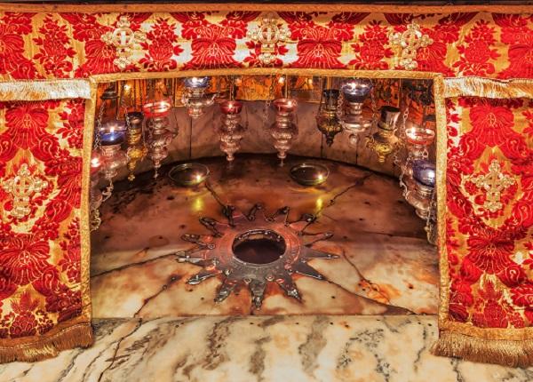 Православный Иерусалим и Вифлеем 1 день. Вифлеемская звезда