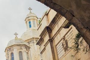 Виа Долороса. Православный Иерусалим и Вифлеем 1 день