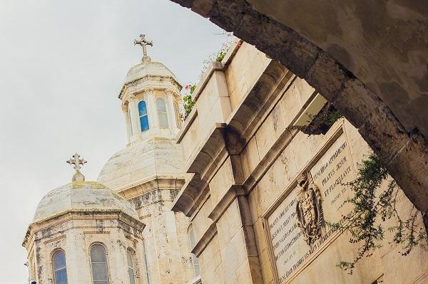 Православный Иерусалим и Вифлеем 1 день. Крестный Путь