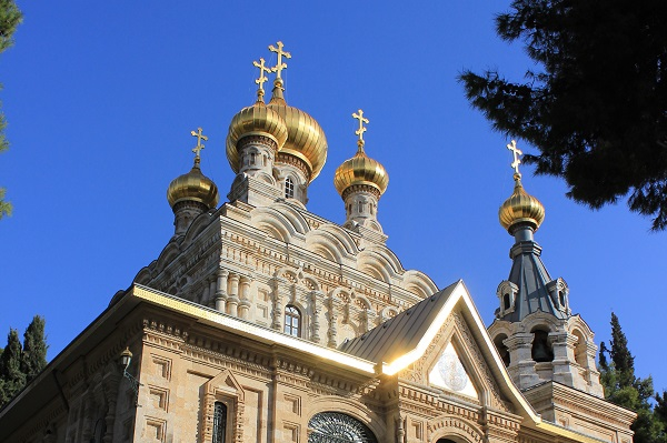 Монастырь св. Марии Магдалины. Православный Иерусалим и Вифлеем — 4 дня
