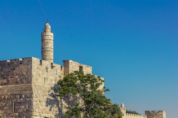 Башня Давида. Стены Старого Города