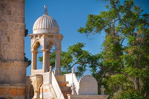 Кафедра проповедника. Подъем на Храмовую Гору