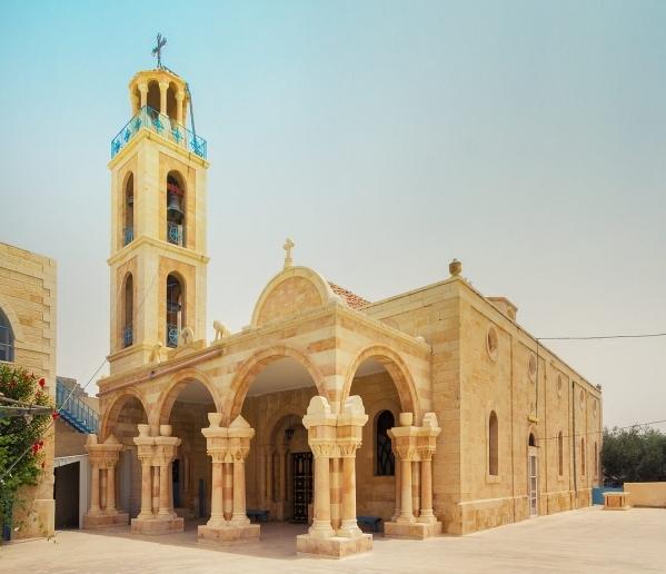 Вифлеем и библейский Хеврон. Монастырь преп. Феодосия Великого