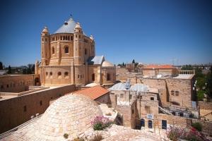 Сион. Обзорная экскурсия по Иерусалиму