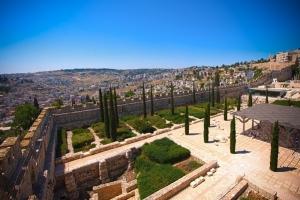 Раскопки Офеля. Подземный ветхозаветный Иерусалим