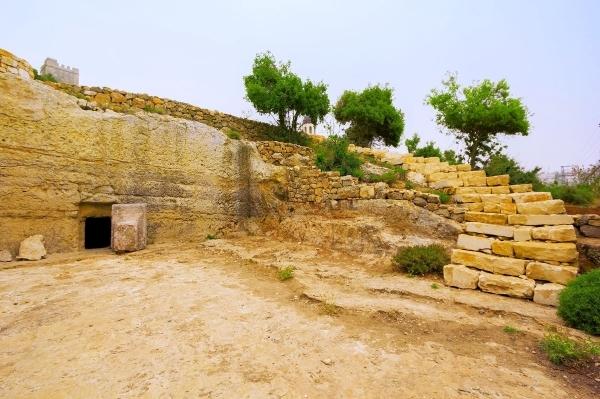 Монастырь преп Саввы Освященного. Археологический Вифлеем и Хеврон