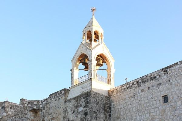 Колокольня в Вифлееме. Археологический Вифлеем и Хеврон