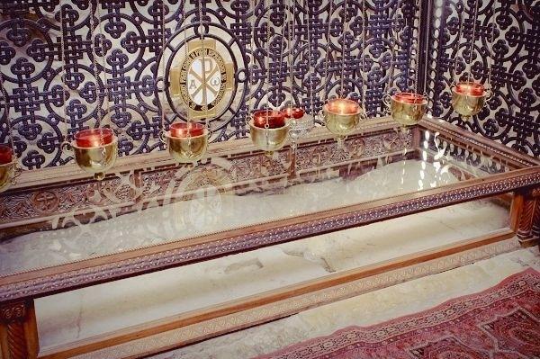 Порог Судных Врат, Александровское подворье. Историческая реконструкция Крестного Пути