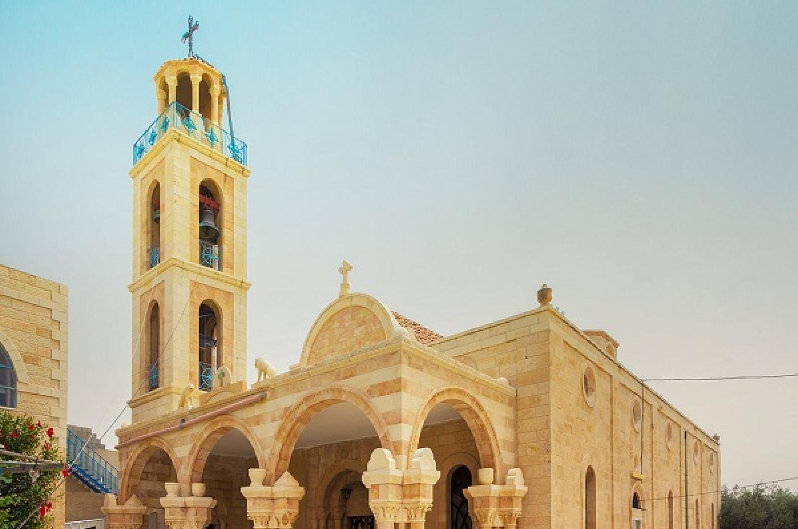 Монастырь преп. Феодосия Великого. Вифлеем и библейский Хеврон
