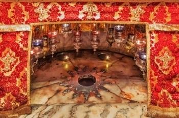 Православный Иерусалим и Вифлеем 1 день