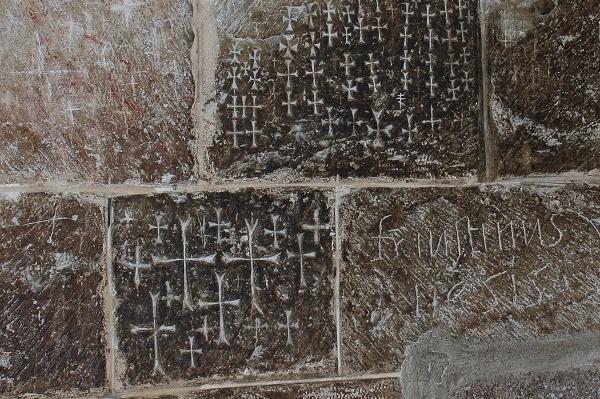 Стена Храма Гроба Господня. Рыцарский Иерусалим 7 часов