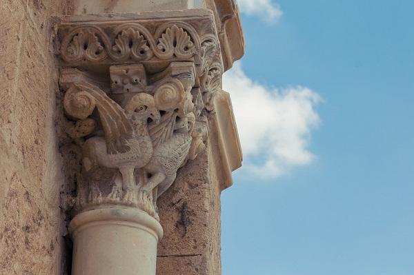 Крестоноский капитель. Рыцарский Иерусалим 7 часов
