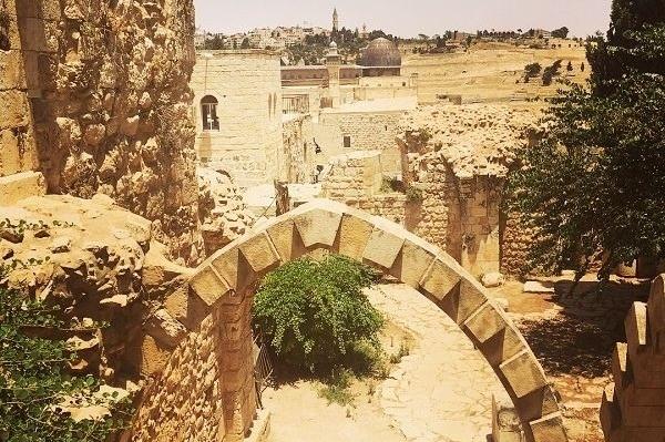 Крестоноская церковь. Рыцарский Иерусалим 9 часов