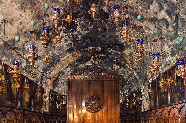 Гробница Королев Иерусалима. Рыцарский Иерусалим 9 часов