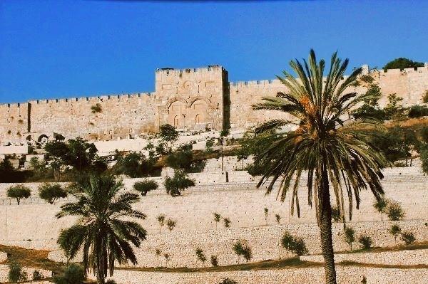 Золотые ворота Старого Города. Подземный ветхозаветный Иерусалим