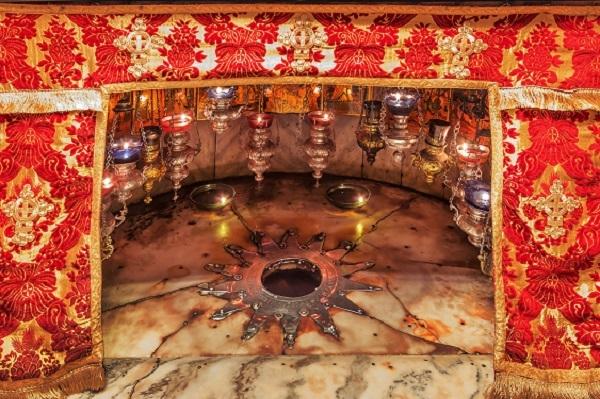 Вифлеемская звезда. Православный Иерусалим и Вифлеем 1 день