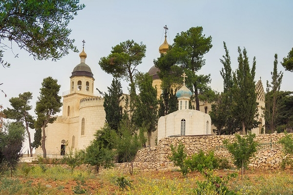 Русский участок в Хевроне. Вифлеем и библейский Хеврон