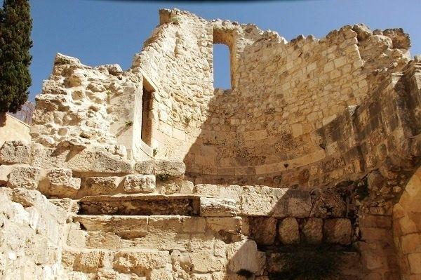 Вифезда. Тайны сокровища и подземелья Иерусалима
