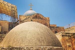 Крыши Храма Гроба Господня. Что, где, когда?