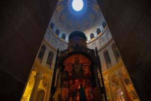 Св. Кувуклия. Храм Гроба Господня кратко