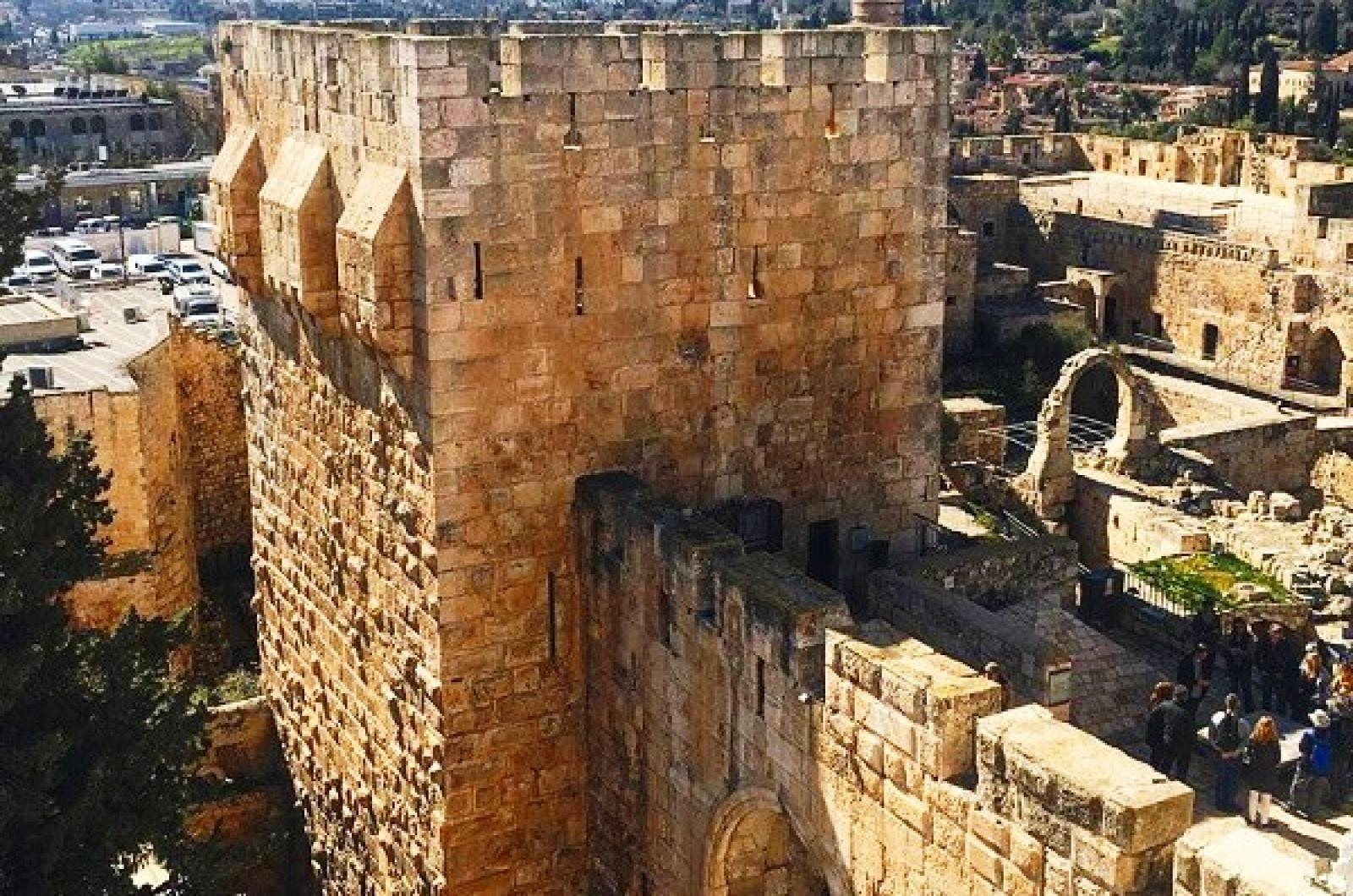 Башня Давида. Исторический взгляд на Иерусалим