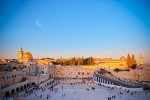 Основные святыни Иерусалима
